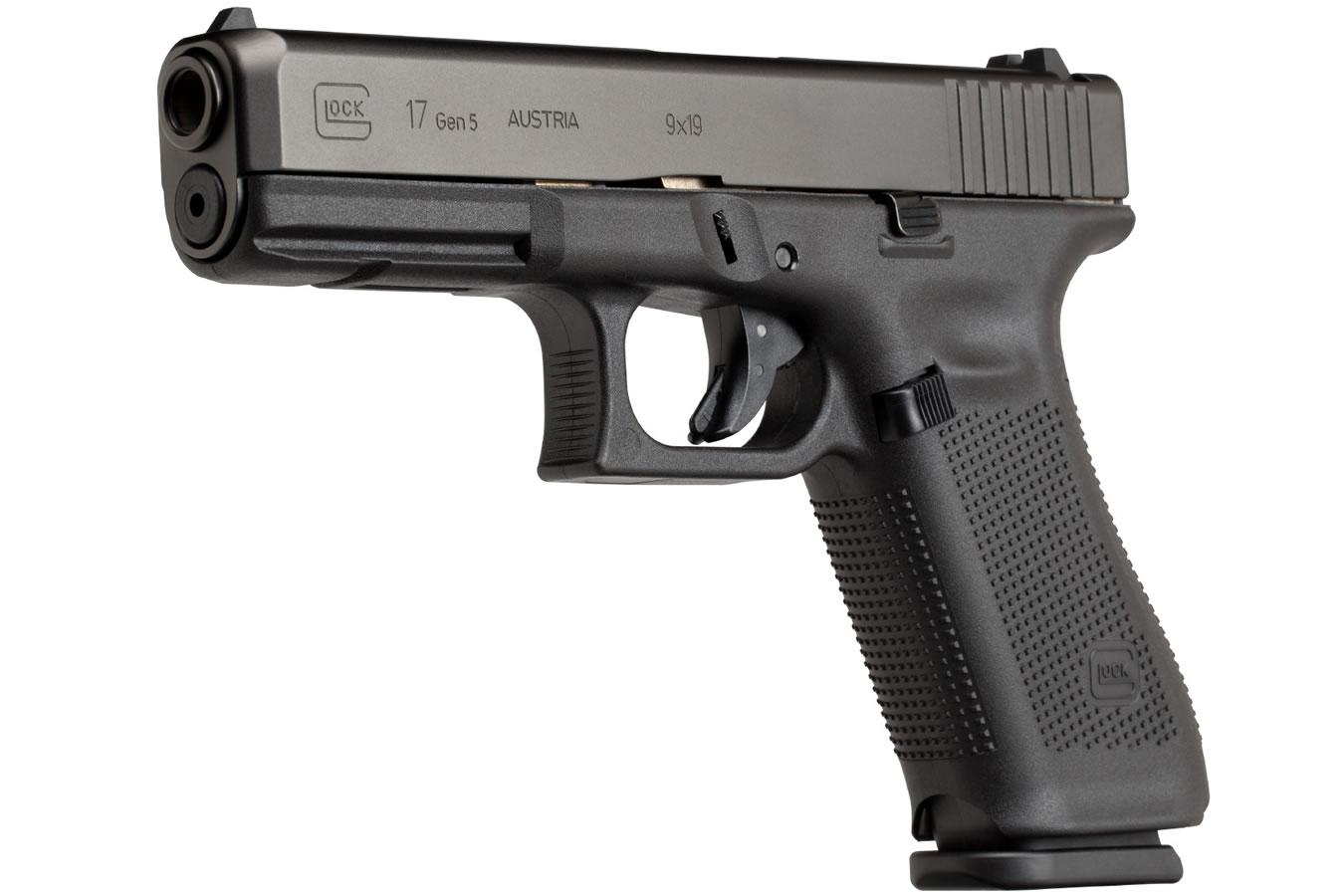 Glock 17 Gen 5 Image