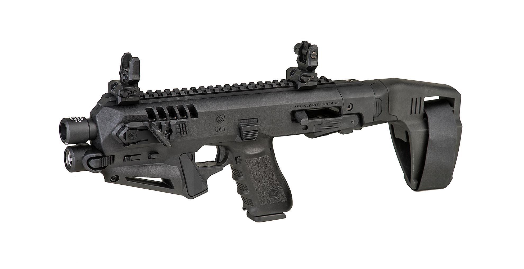 Micro Roni w/ Glock 17 Gen 4 Image