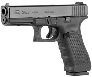 Glock 20 Gen 4 Image