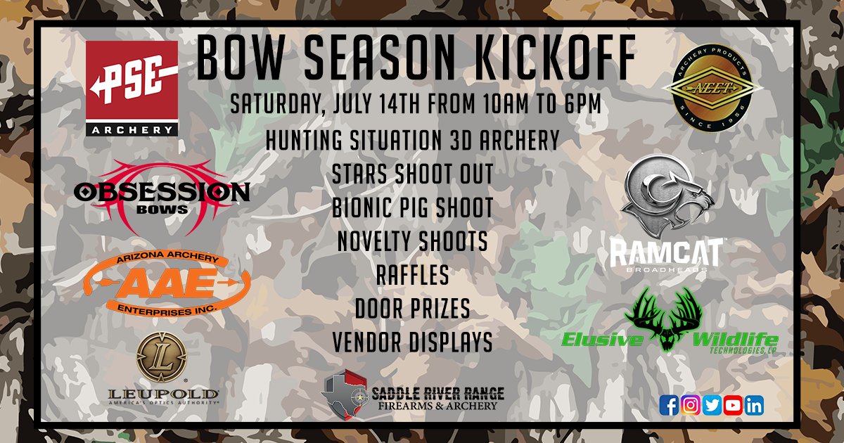 Are You Ready for Bow Season?