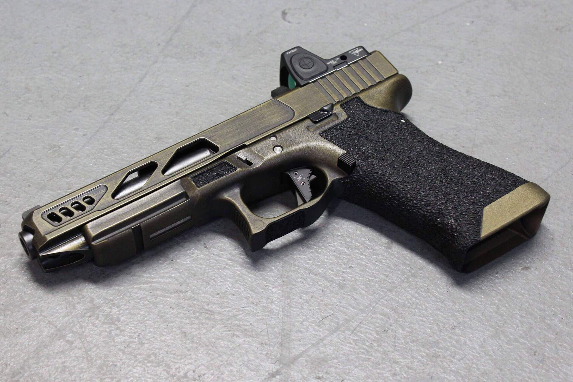 Evolve Weapon System Glock 17 Image