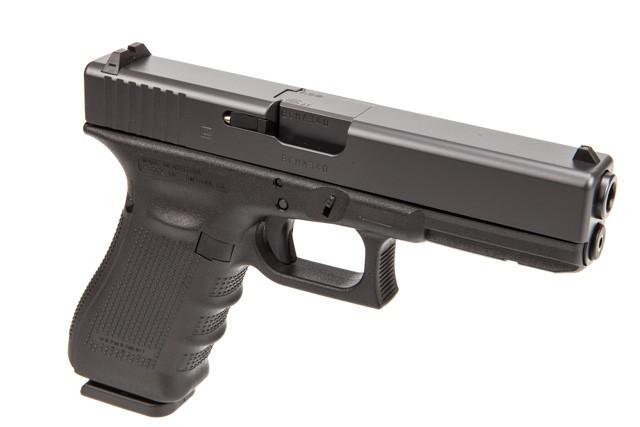 Glock 17 Gen 4 Image