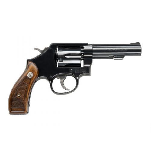 Smith & Wesson 10-6 Revolver Image