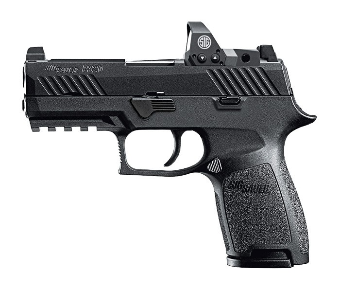 Sig Sauer P320 Compact RX w/ Romeo 1 Image