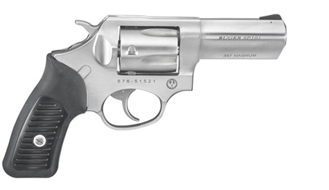 Ruger SP101 .357 Magnum Image