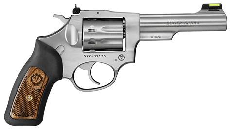Ruger SP101 Revolver .22LR Image