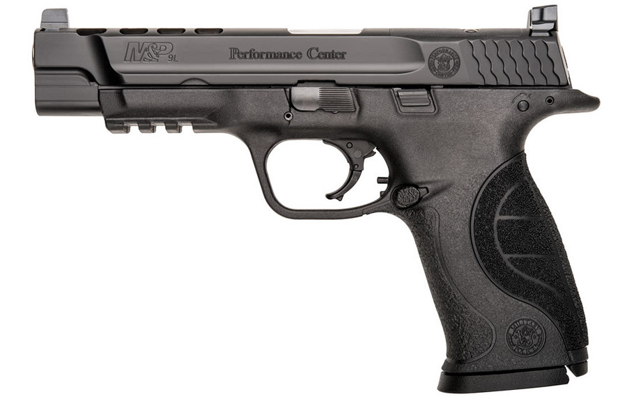SMITH & WESSON M&P Performance Center w/ suppressor Image