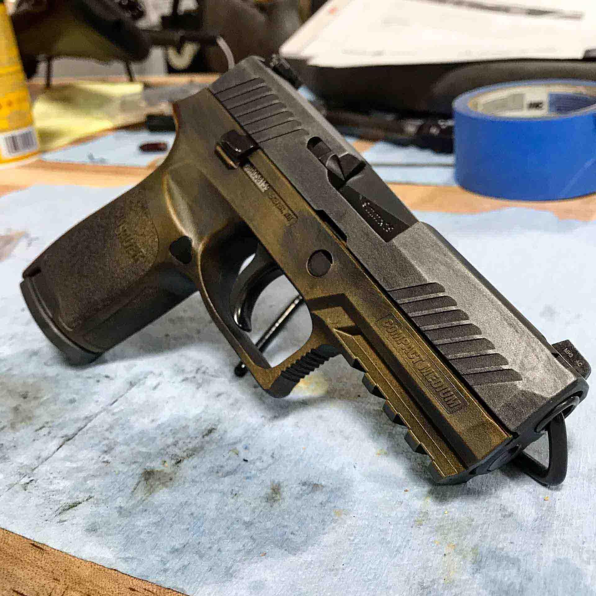 Custom Gun Gunsmithing Houston-16
