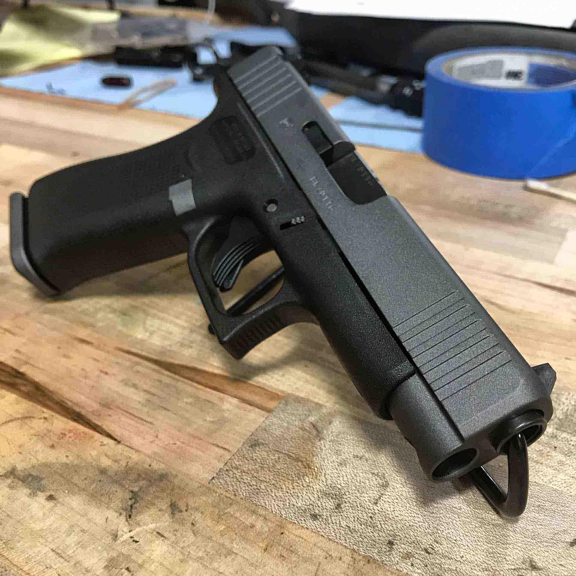 Custom Gun Gunsmithing Houston-18