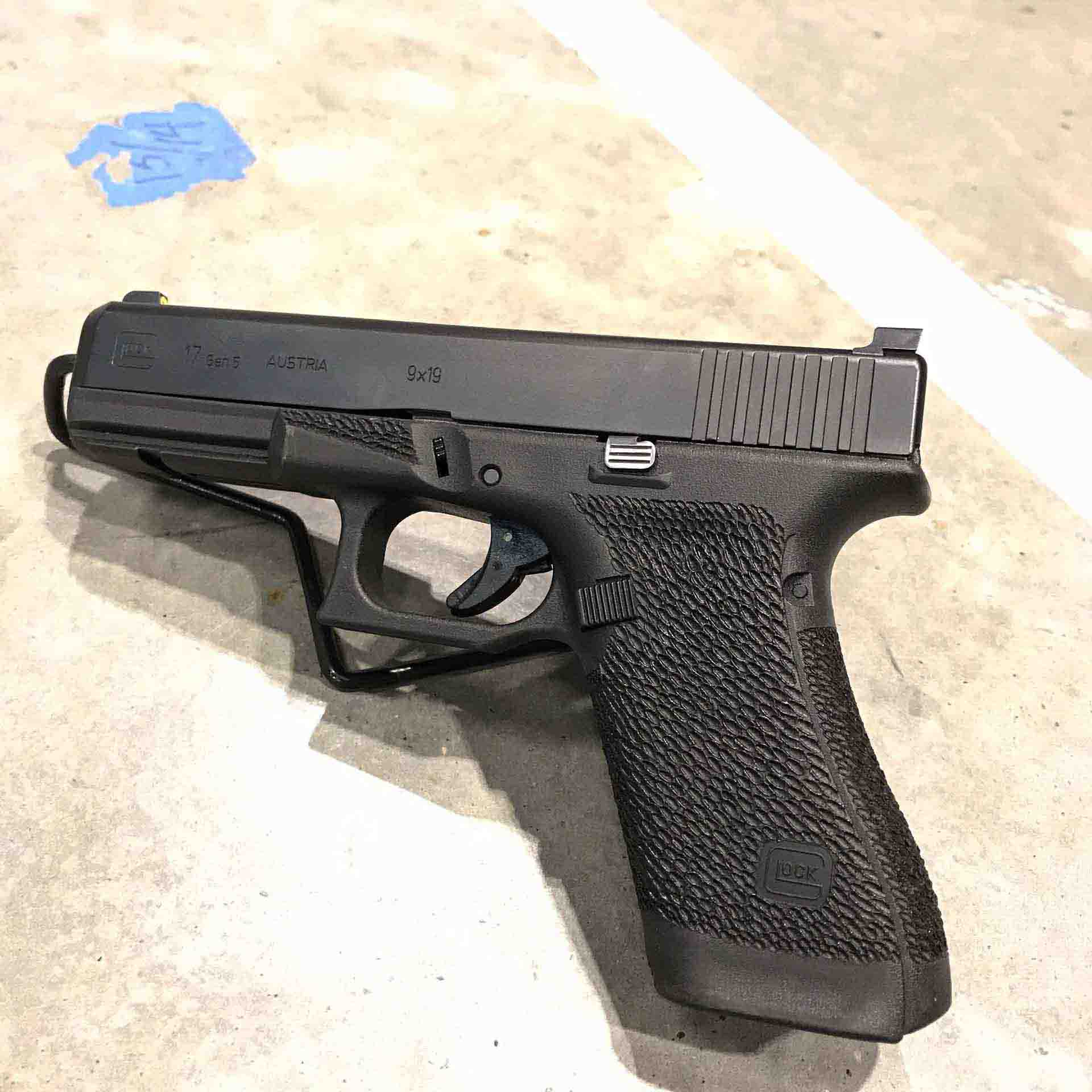 Custom Gun Gunsmithing Houston-2