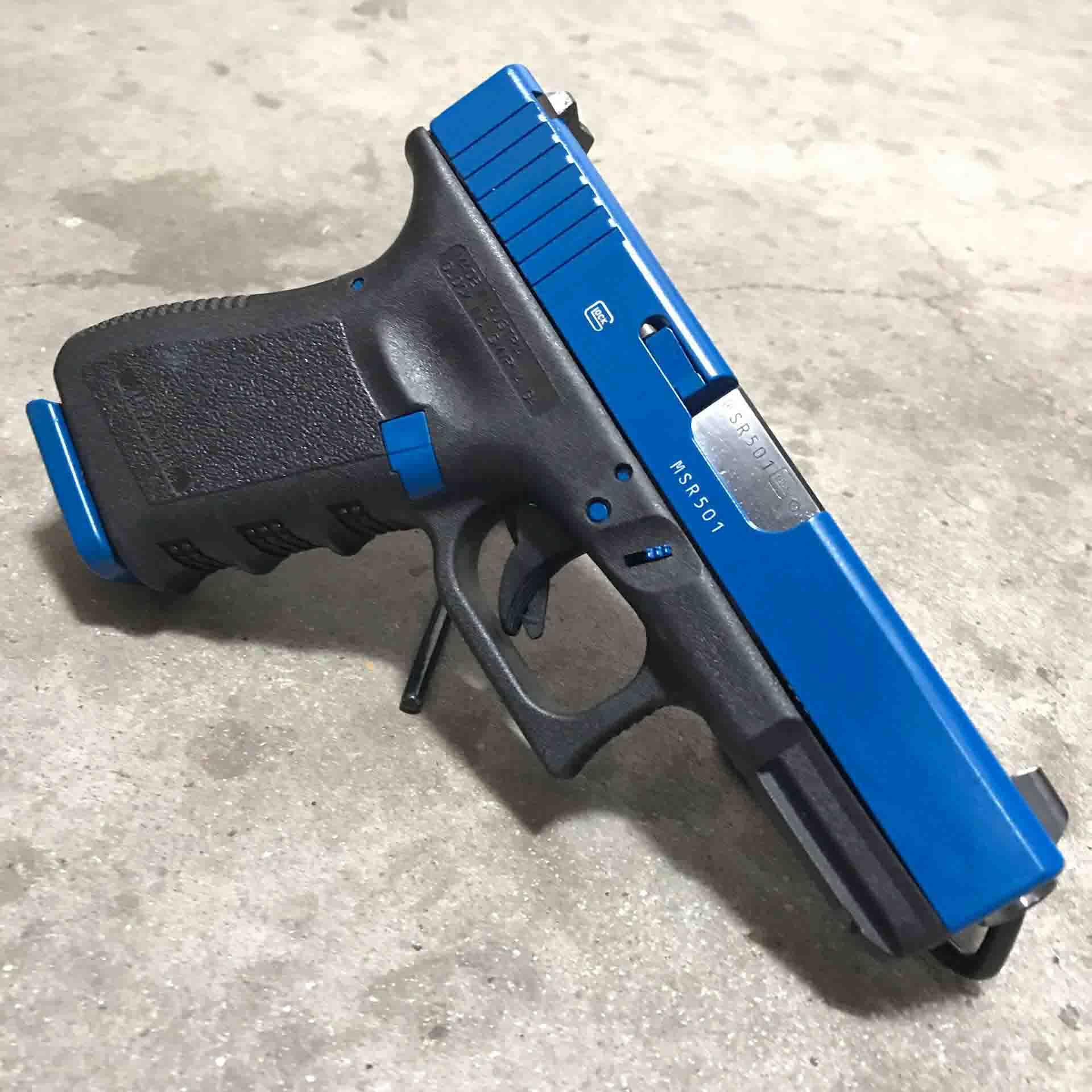 Custom Gun Gunsmithing Houston-24