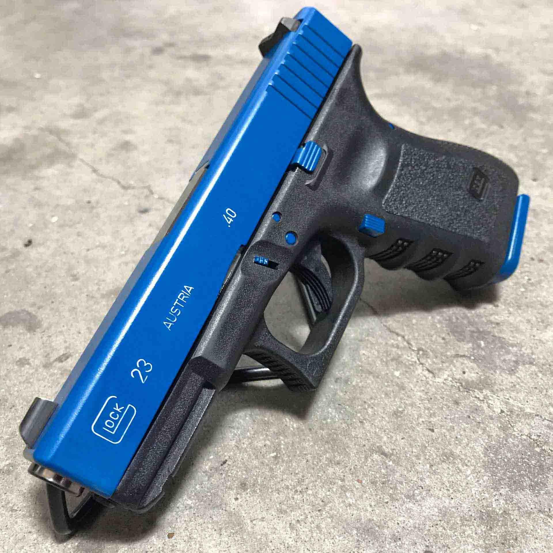 Custom Gun Gunsmithing Houston-25