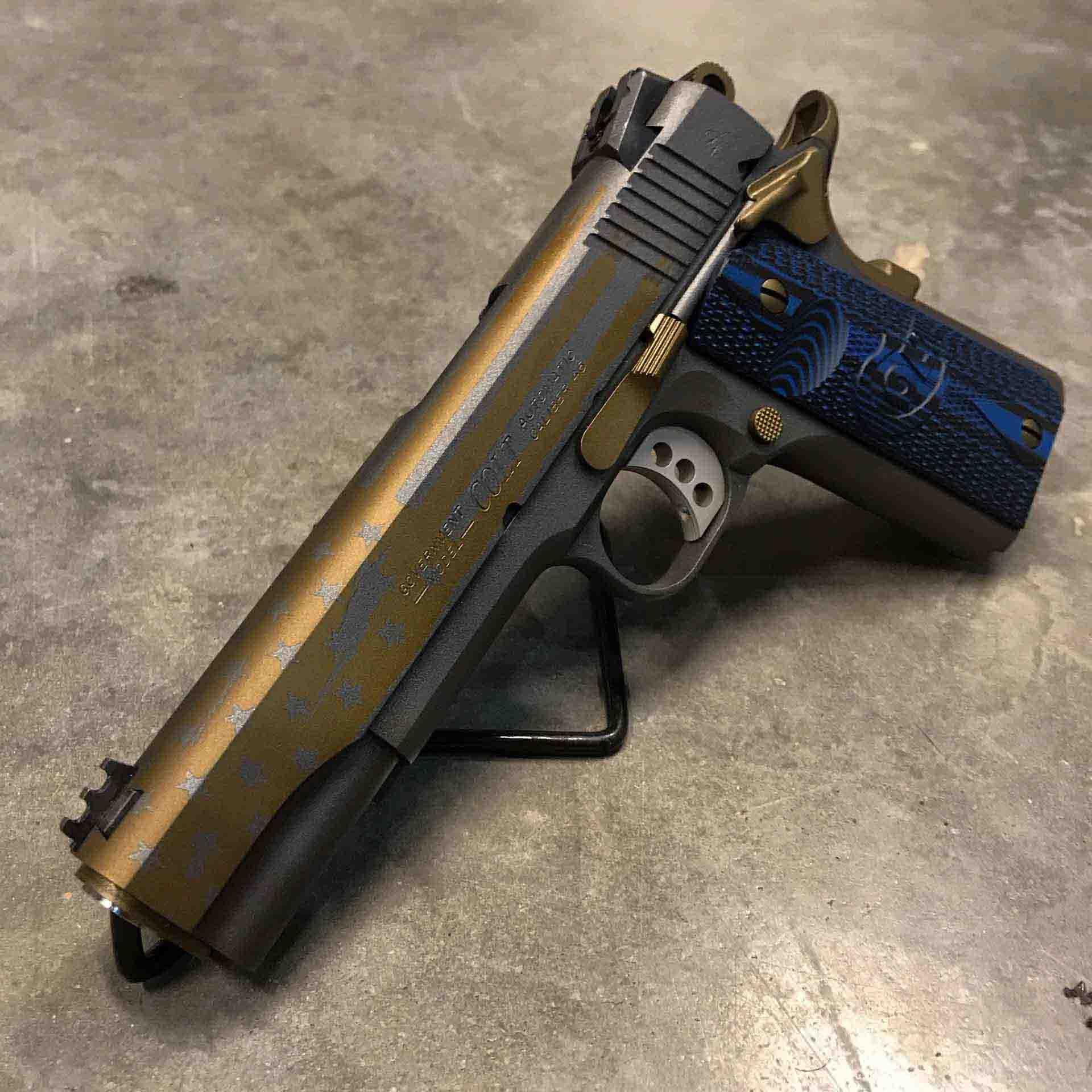 Custom Gun Gunsmithing Houston-26