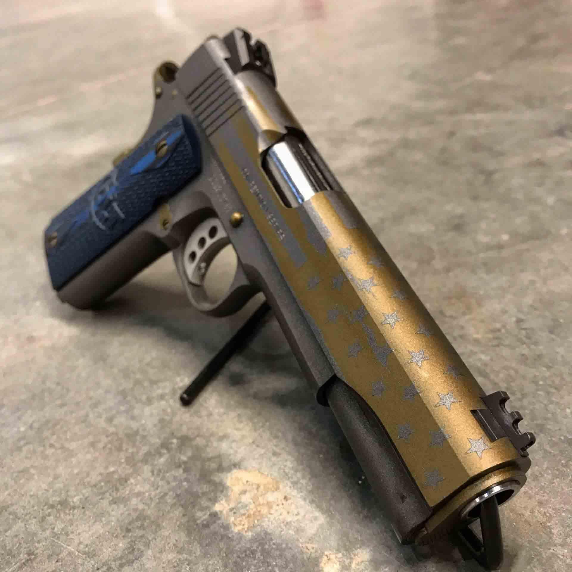 Custom Gun Gunsmithing Houston-27