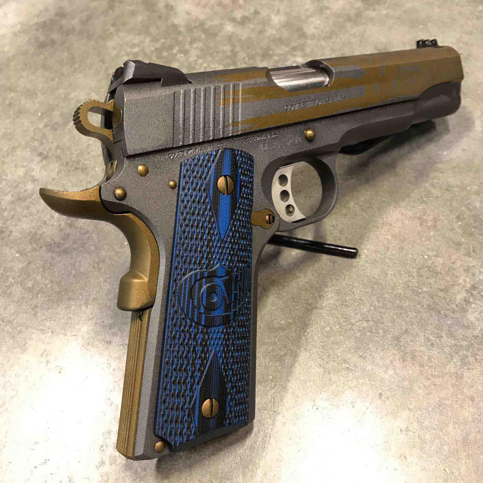 Custom Gun Gunsmithing Houston-28