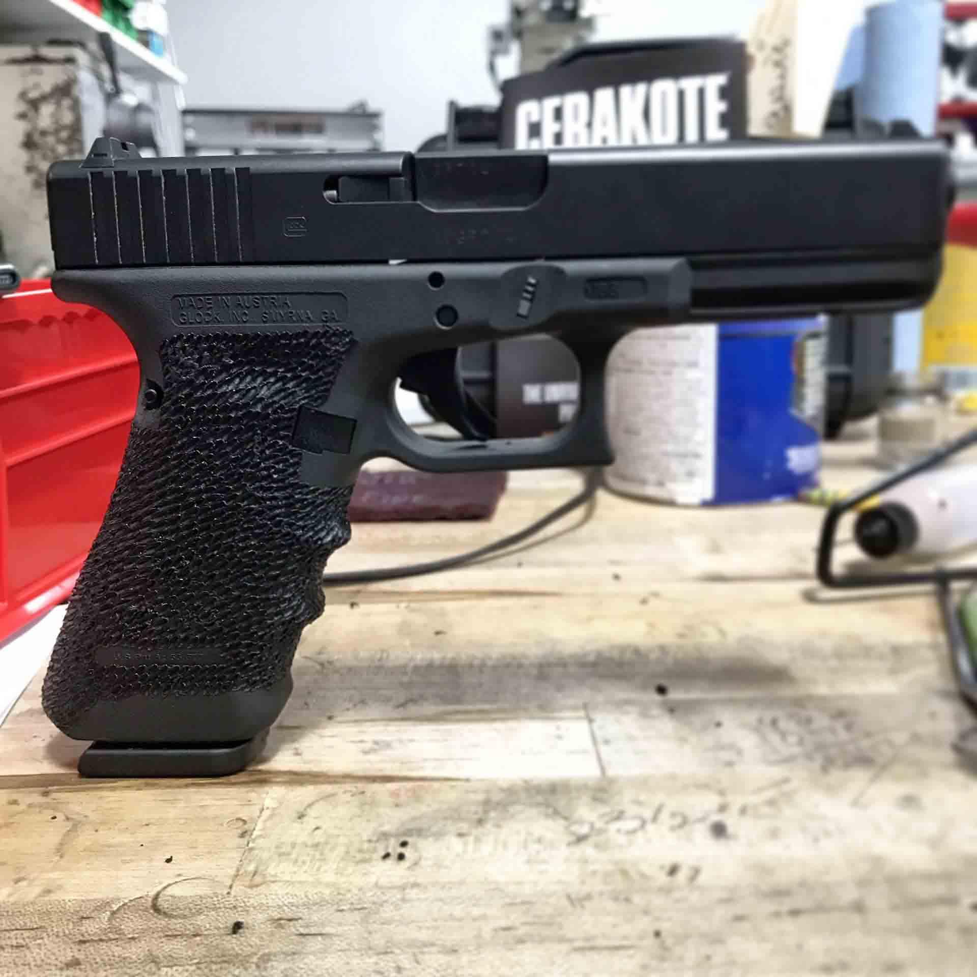 Custom Gun Gunsmithing Houston-35