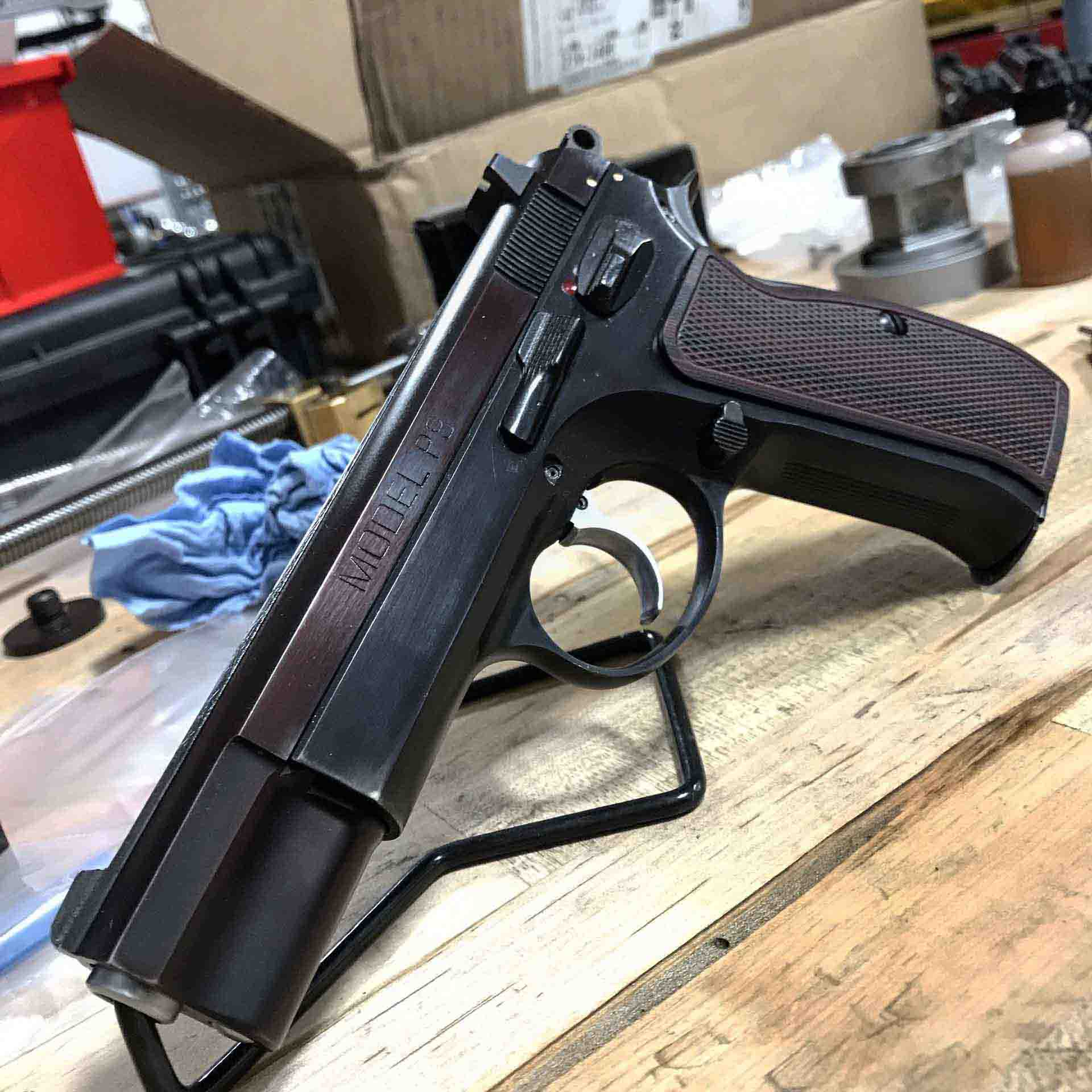 Custom Gun Gunsmithing Houston-39