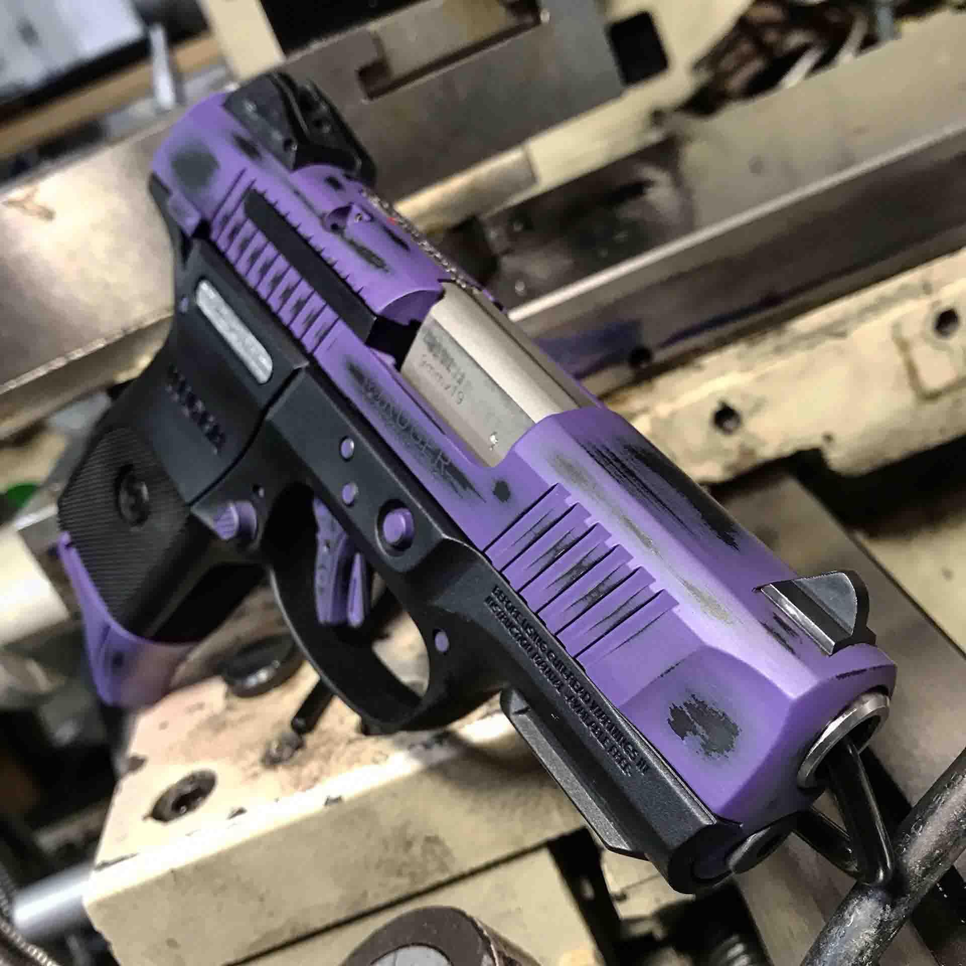 Custom Gun Gunsmithing Houston-46