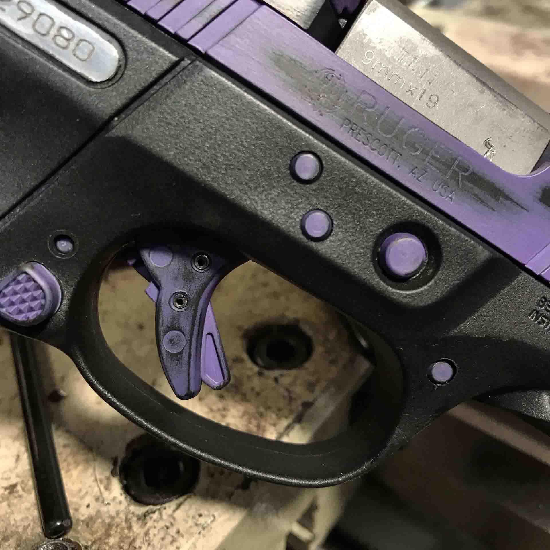 Custom Gun Gunsmithing Houston-48