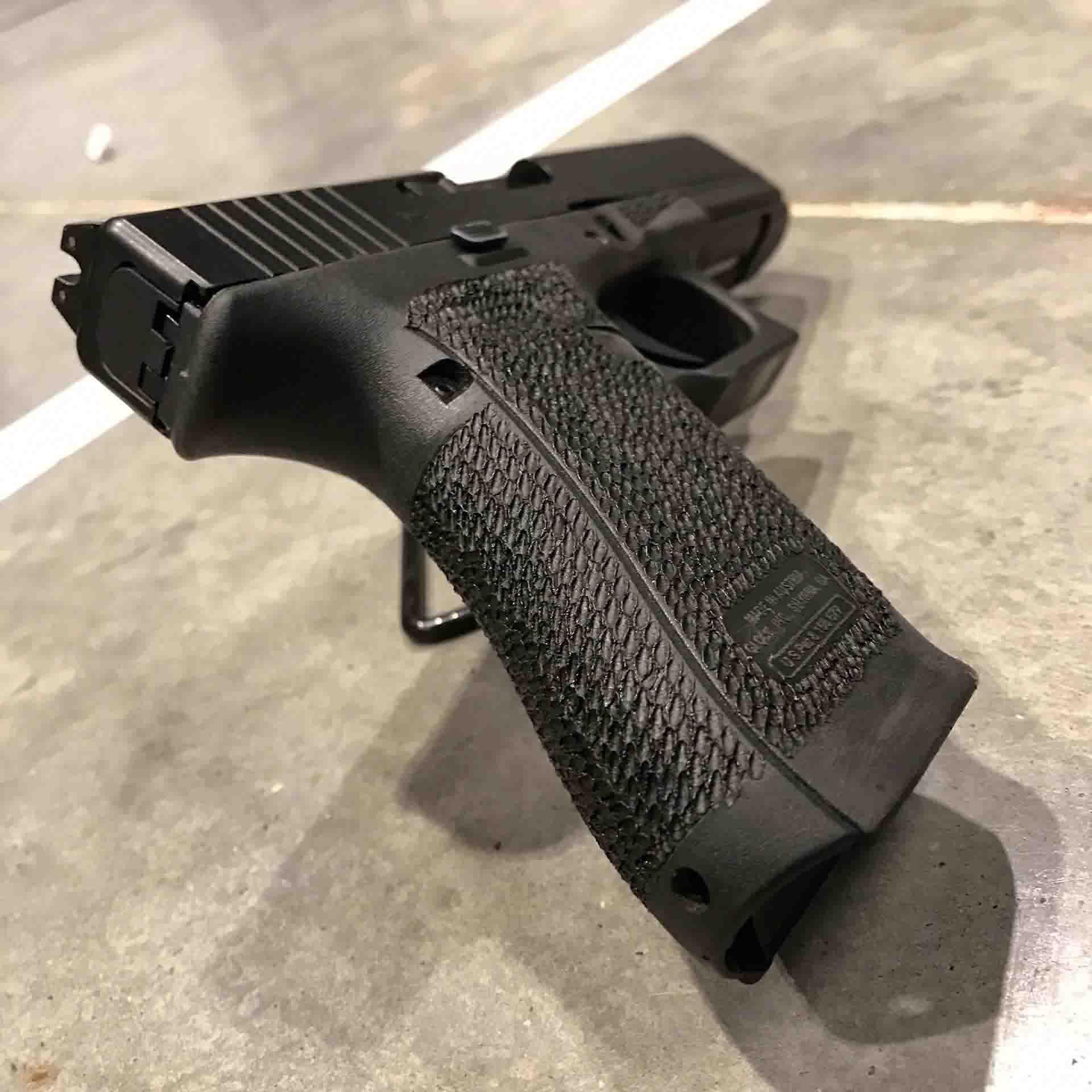 Custom Gun Gunsmithing Houston-5