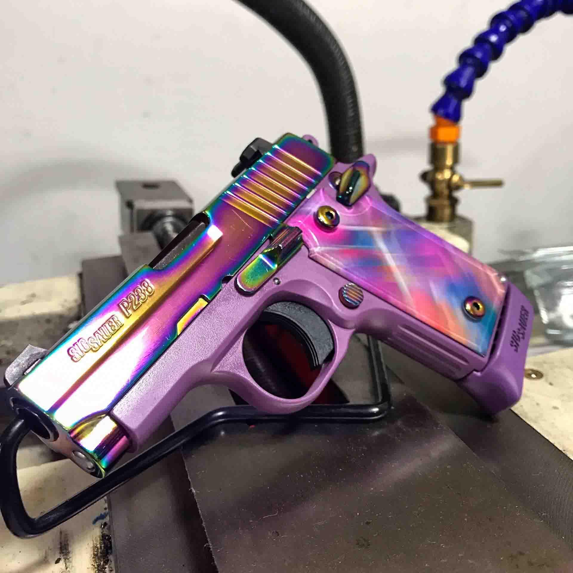 Custom Gun Gunsmithing Houston-7