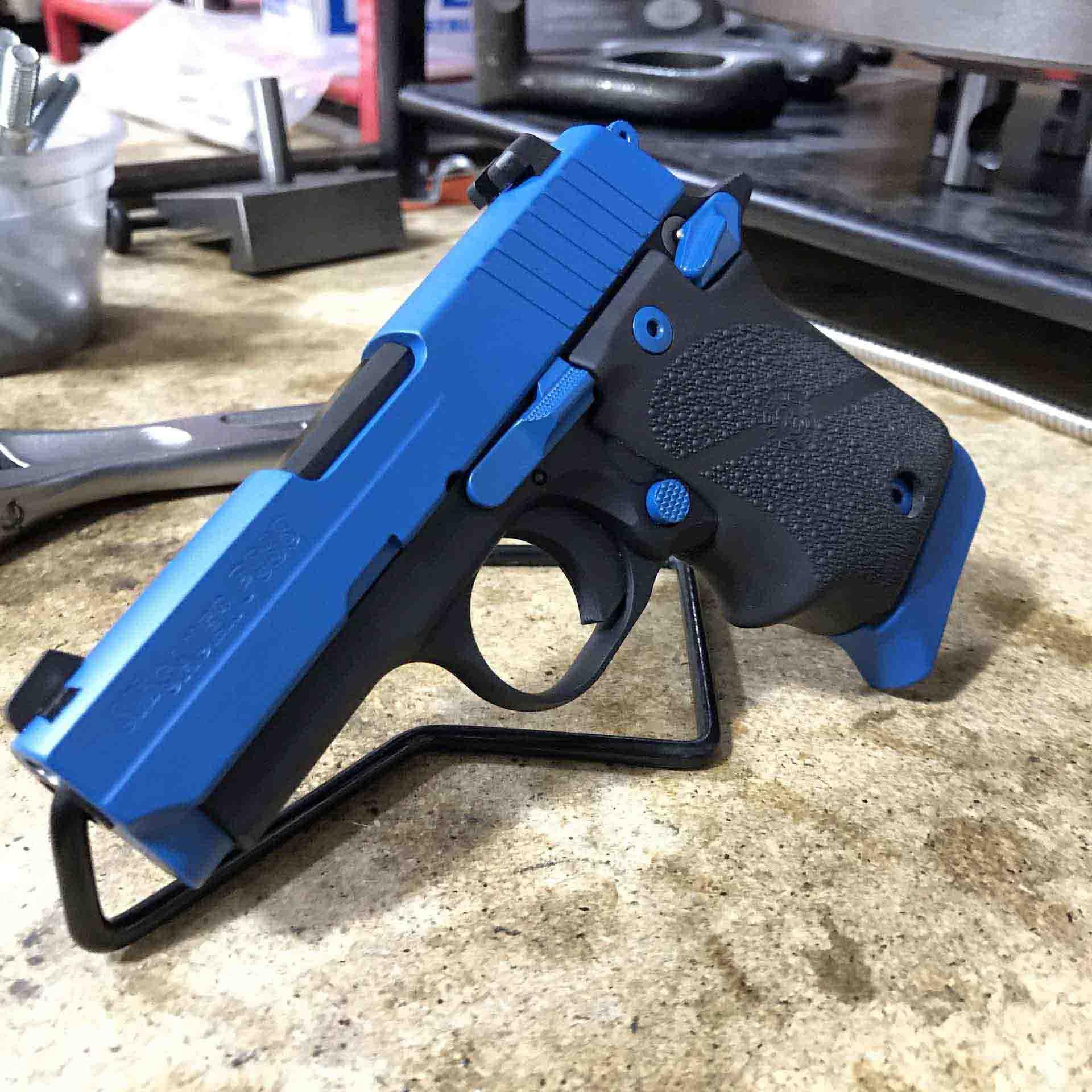 Custom Gun Gunsmithing Houston-72