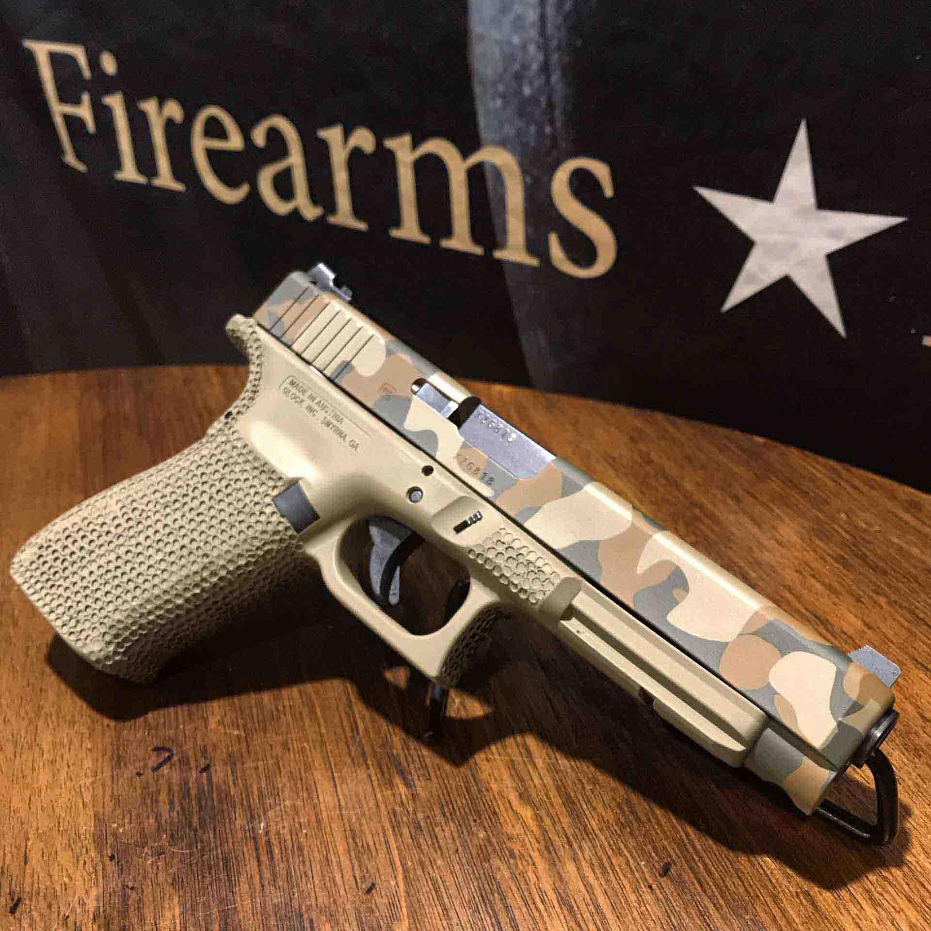 Custom Gun Gunsmithing Houston-77
