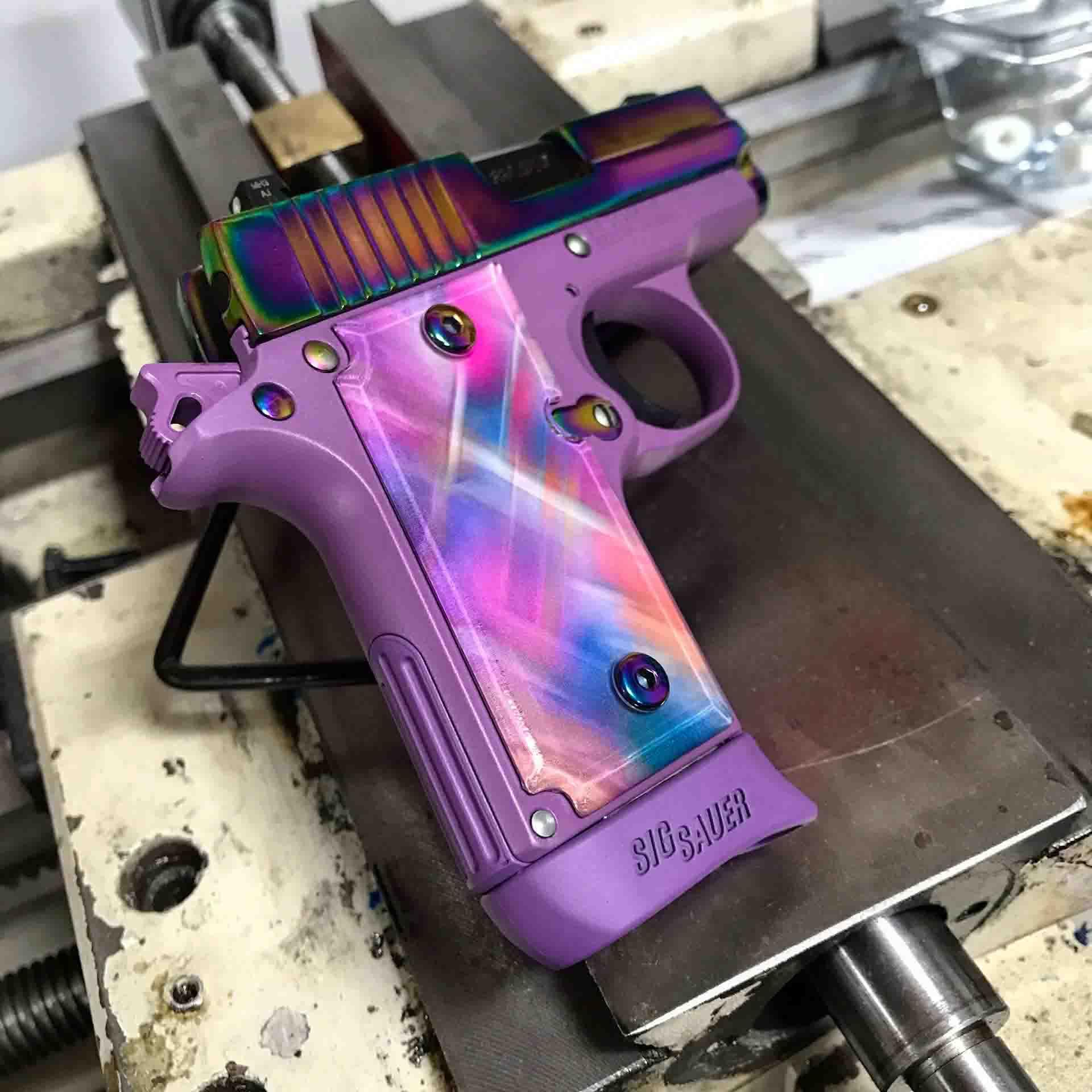 Custom Gun Gunsmithing Houston-8