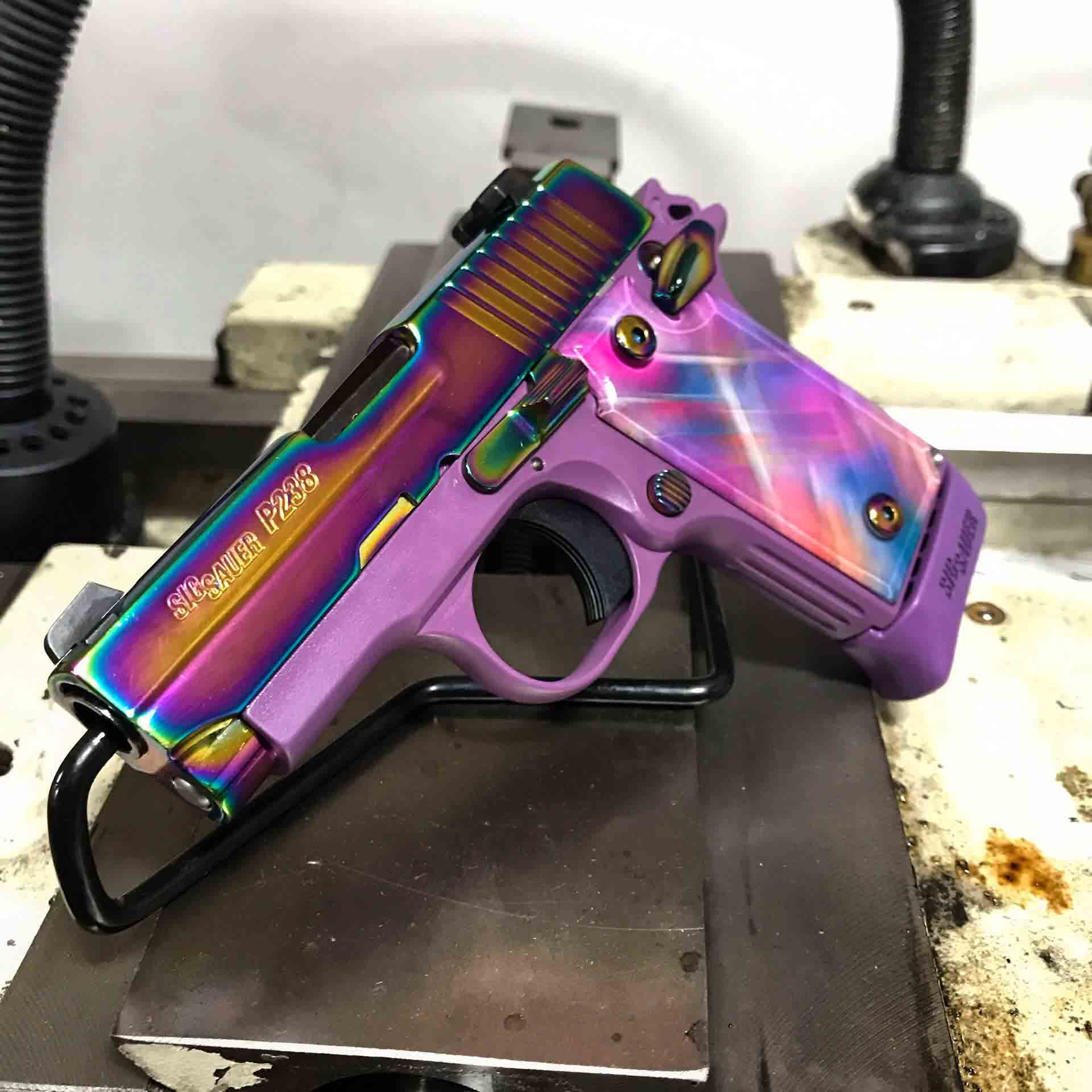 Custom Gun Gunsmithing Houston-9