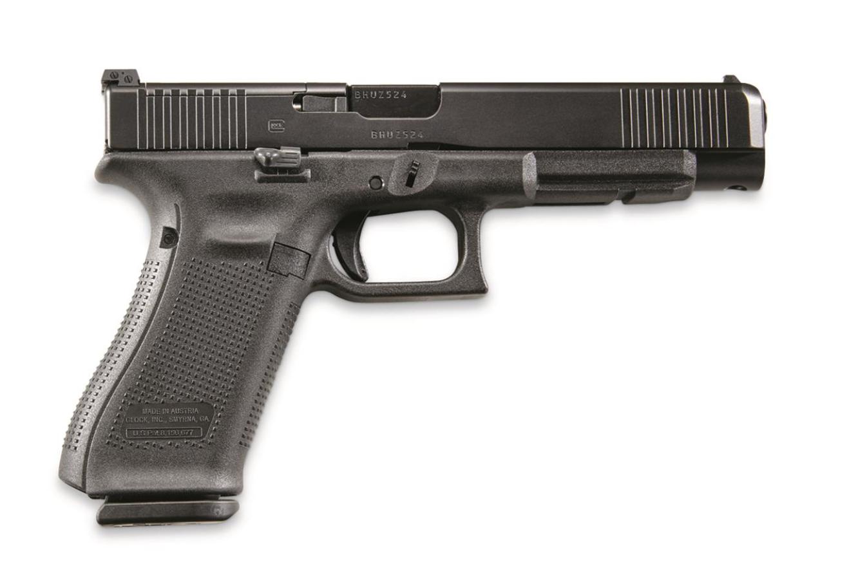 Glock 34 Gen 5 MOS Image