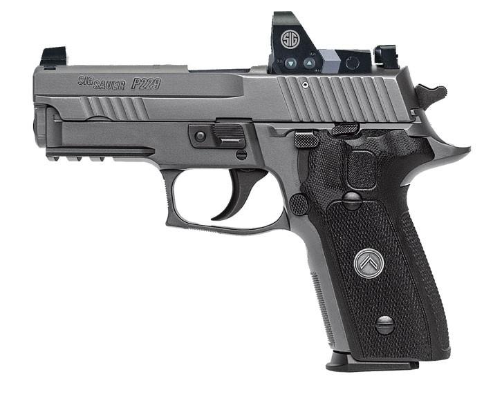 Sig Sauer P229 Legion Optic Image