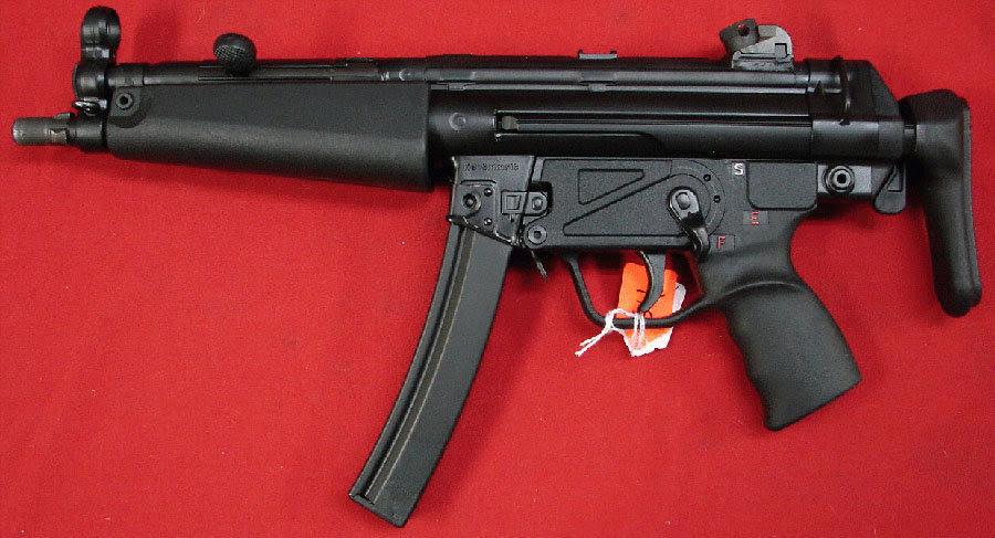 HK MP5 Full Auto Image