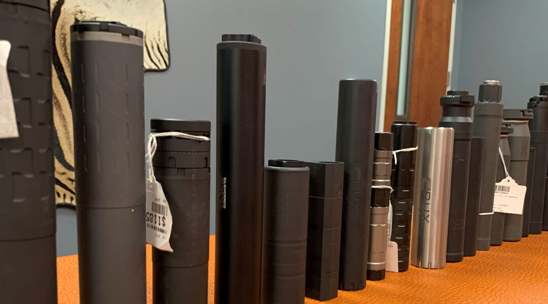 Buying a Suppressor for Your Firearm