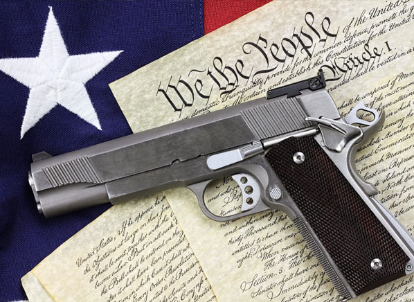 Constitutional Carry in Texas